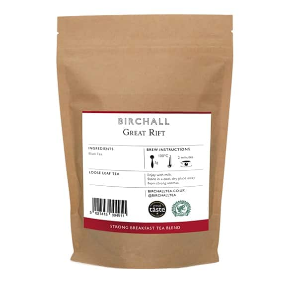 Birchall Great Rift Breakfast Tea Loose Leaf Tea