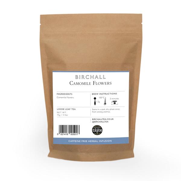 Camomile 75g Loose Leaf Tea