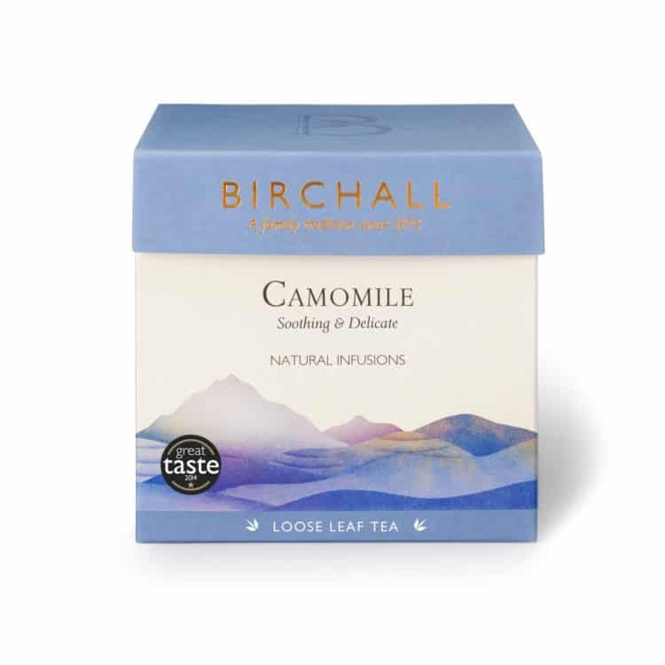 Birchall Camomile - Loose Leaf Tea
