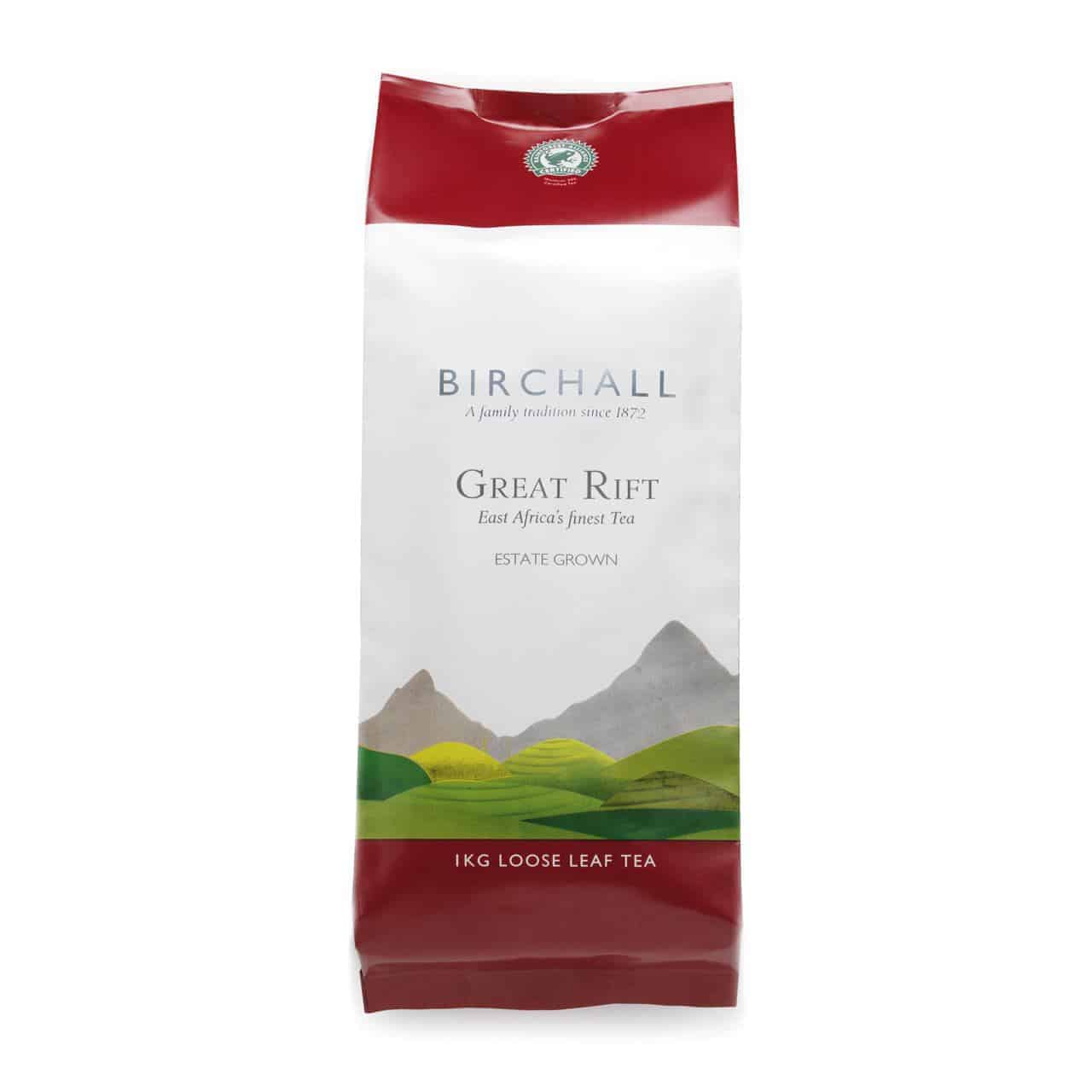 Birchall Great Rift Breakfast Blend - 1kg Loose Leaf Tea