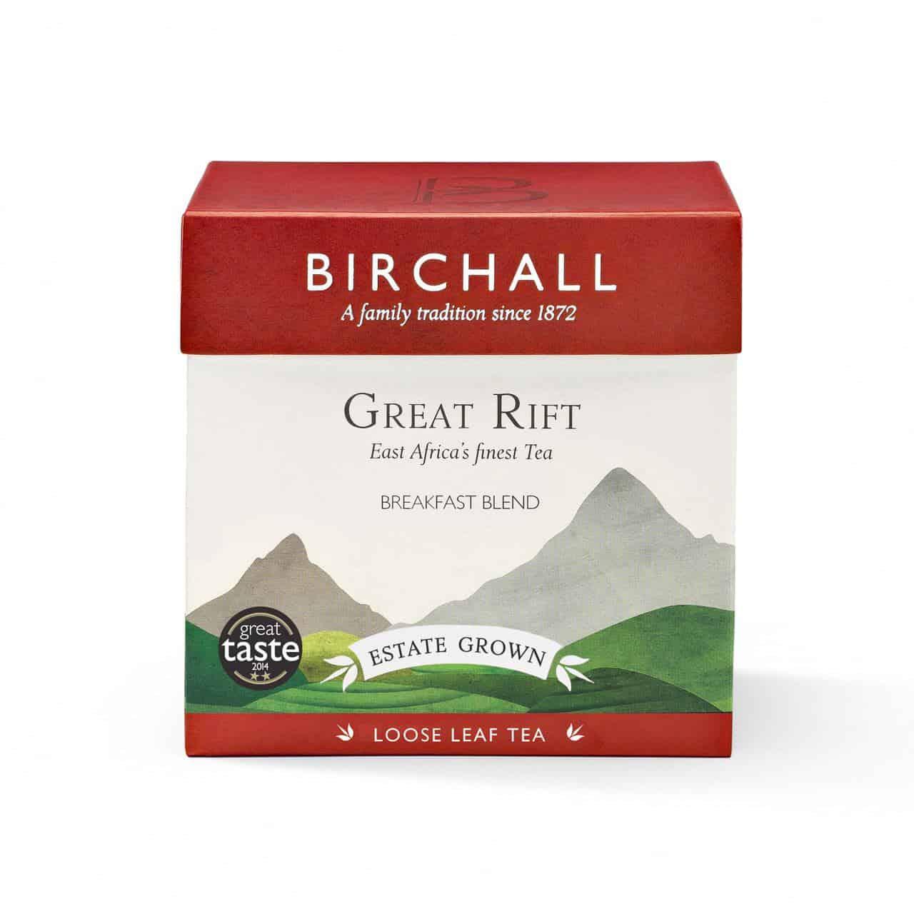 Birchall Great Rift Breakfast Blend - Loose Leaf Tea