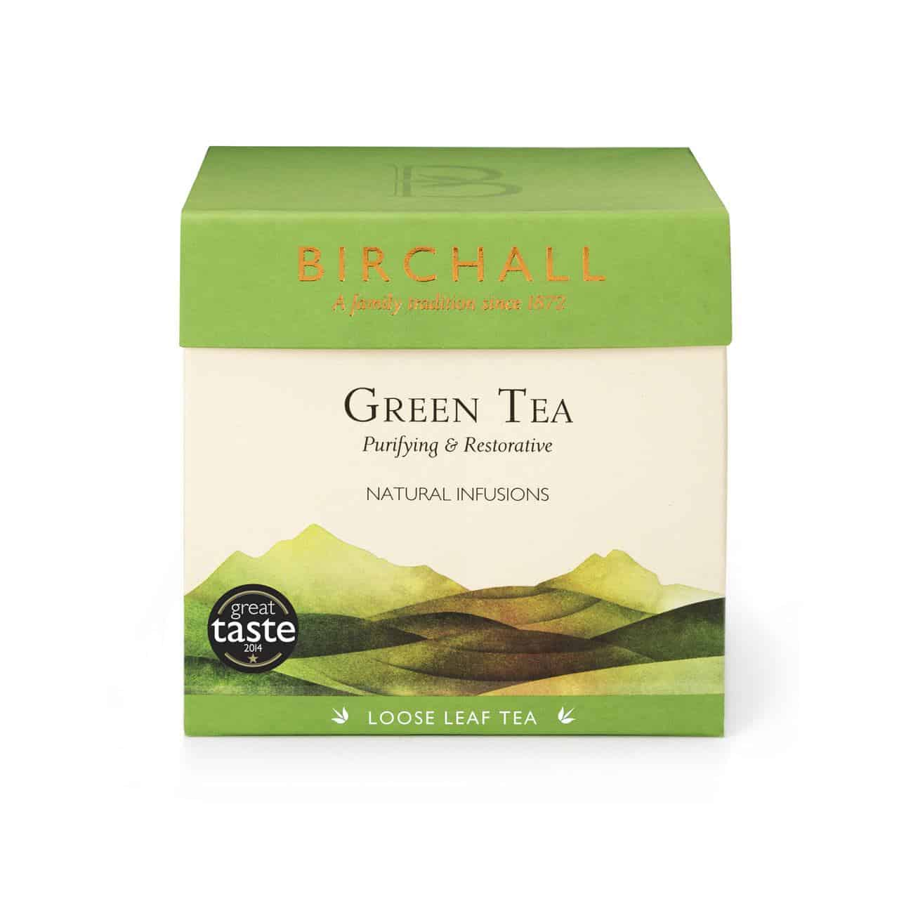 Birchall Green Tea - Loose Leaf Tea