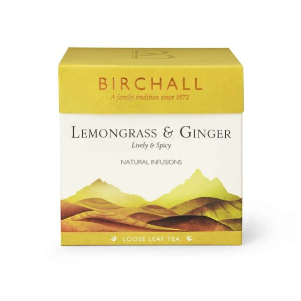 Birchall Lemongrass & Ginger - Loose Leaf Tea