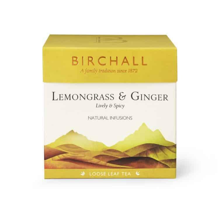 Birchall Lemongrass & Ginger - Loose Leaf Tea