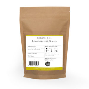 Lemongrass & Ginger 125g Loose Leaf Tea