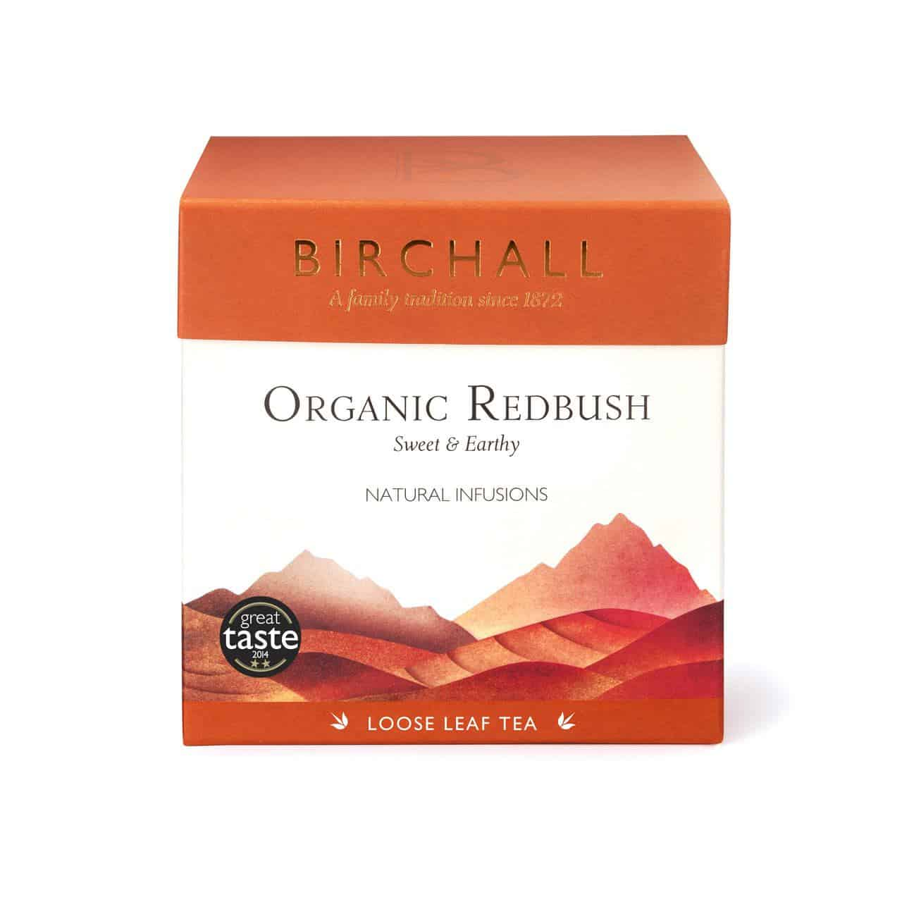 Birchall Organic Redbush - Loose Leaf Tea