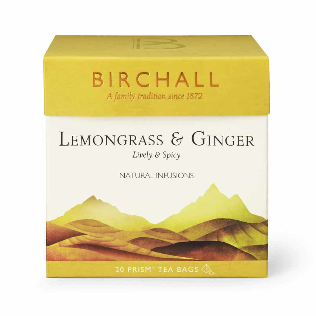 Lemongrass & Ginger