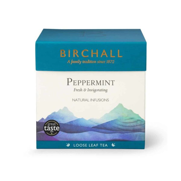 Birchall Peppermint - Loose Leaf Tea