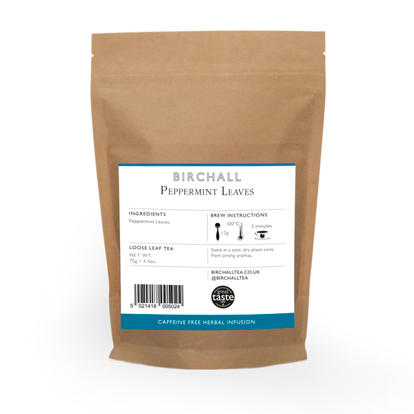 Peppermint 75g Loose Leaf Tea