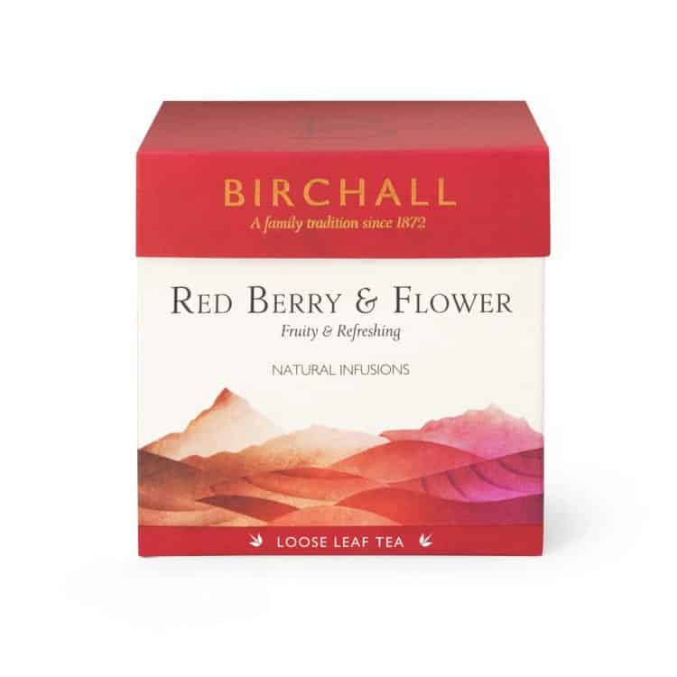 Birchall Red Berry & Flower - Loose Leaf Tea