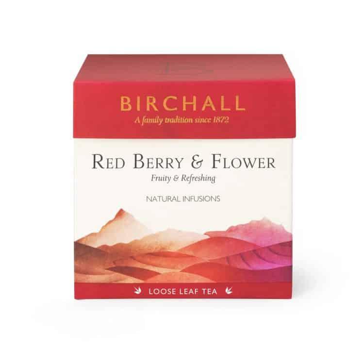 Birchall Red Berry & Flower - Loose Leaf Tea