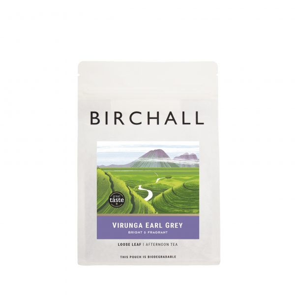 Virunga Earl Grey 250g Loose Leaf Tea