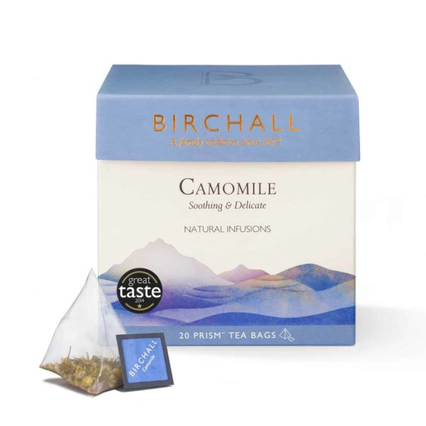 Birchall Camomile - 20 Prism Tea Bags