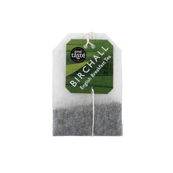 Birchall English Breakfast Tea - 100 Tagged Tea Bags