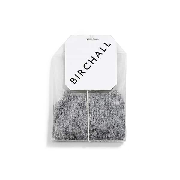 Birchall English Breakfast Tea - Tagged Tea Bag