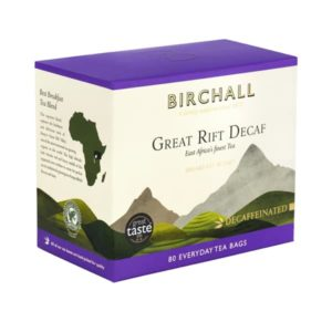 Birchall Great Rift Decaf - 80 Everyday Tea Bags