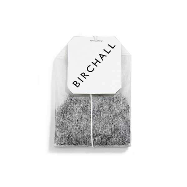 Birchall Earl Grey Tea - Tagged Tea Bag