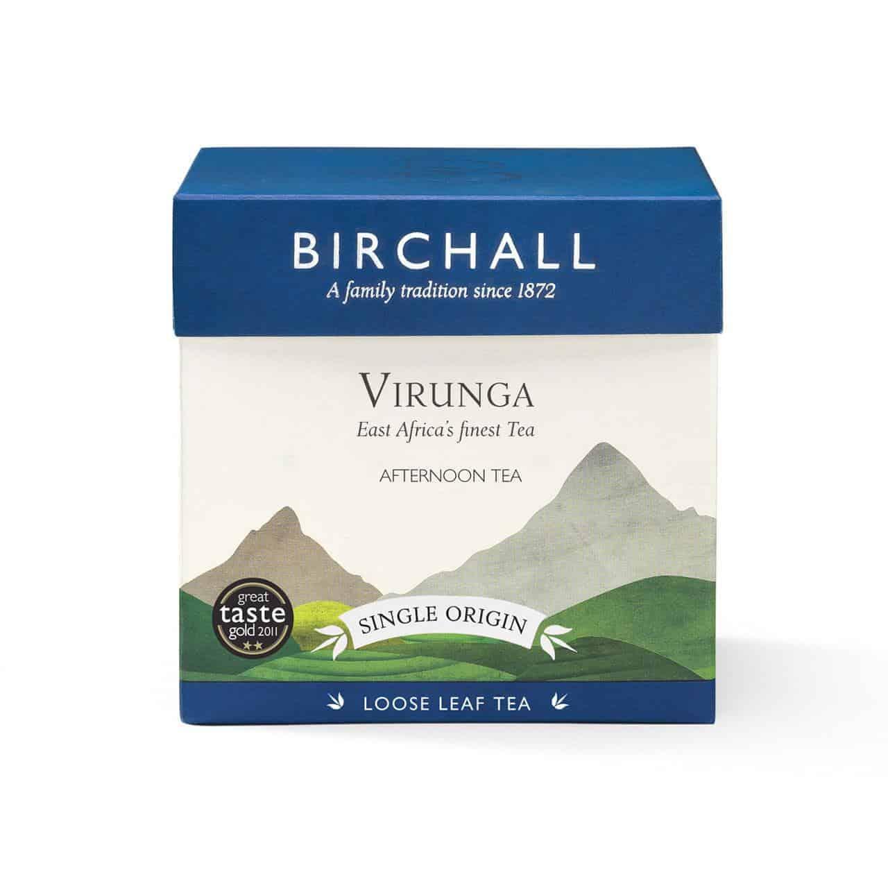 Birchall Virunga Afternoon Tea - Loose Leaf Tea