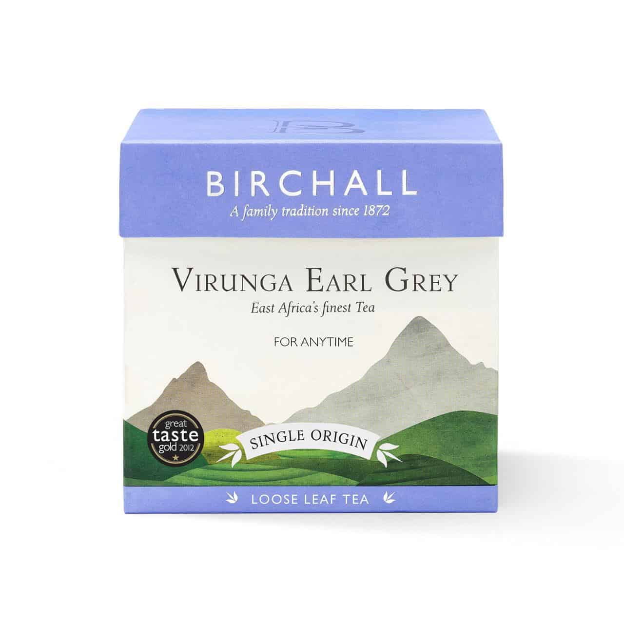 Birchall Virunga Earl Grey - Loose Leaf Tea