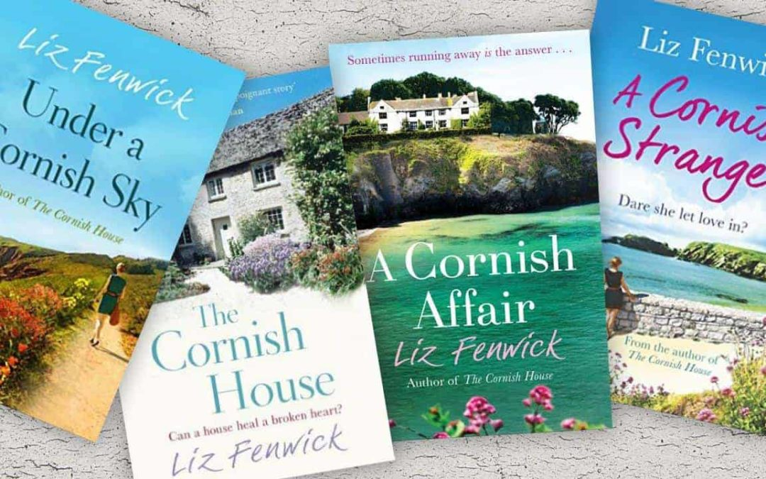 Liz Fenwick's Favourite Cornish Books