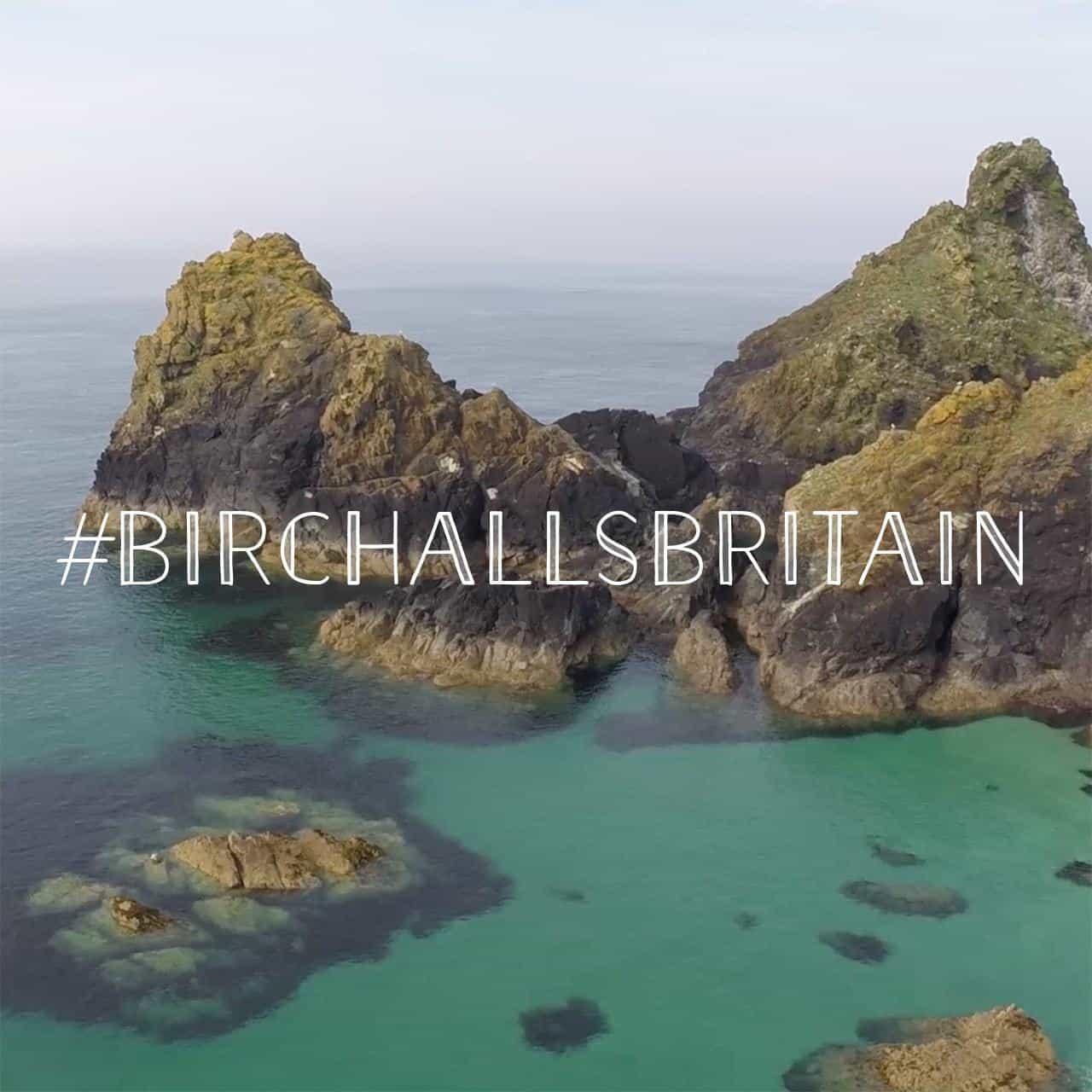 Birchall's Britain South West Trailer