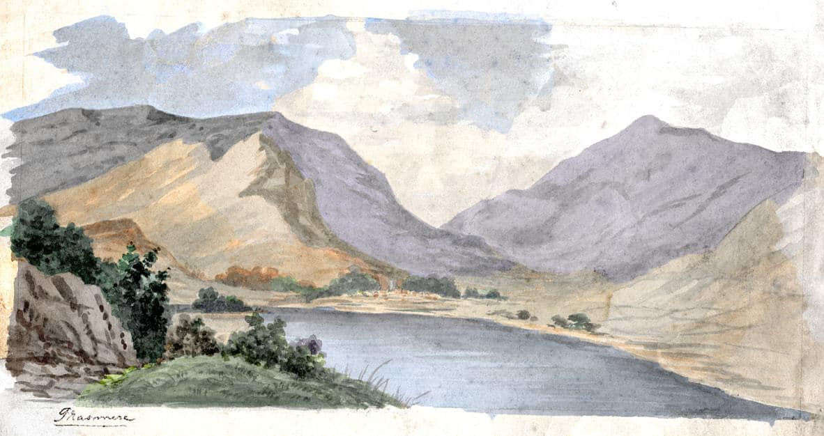 Painting the Lake District with Allan Kirk