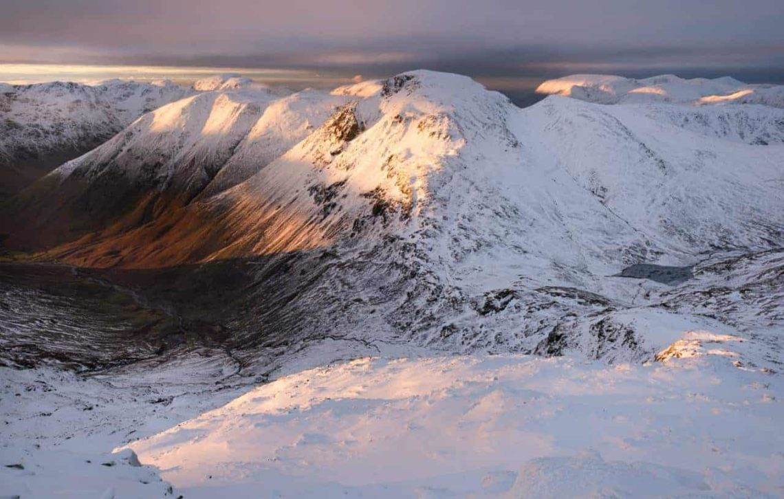 Great Gable from Great End-min