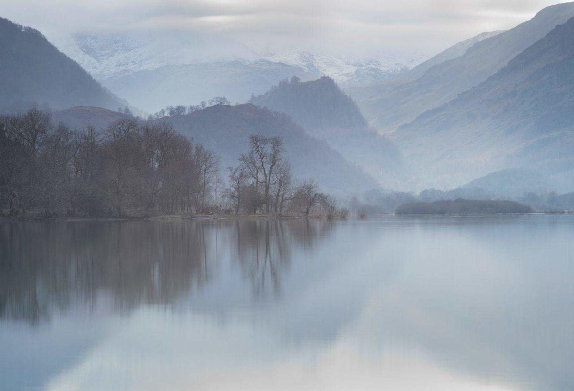Still Winter Derwent Water-min