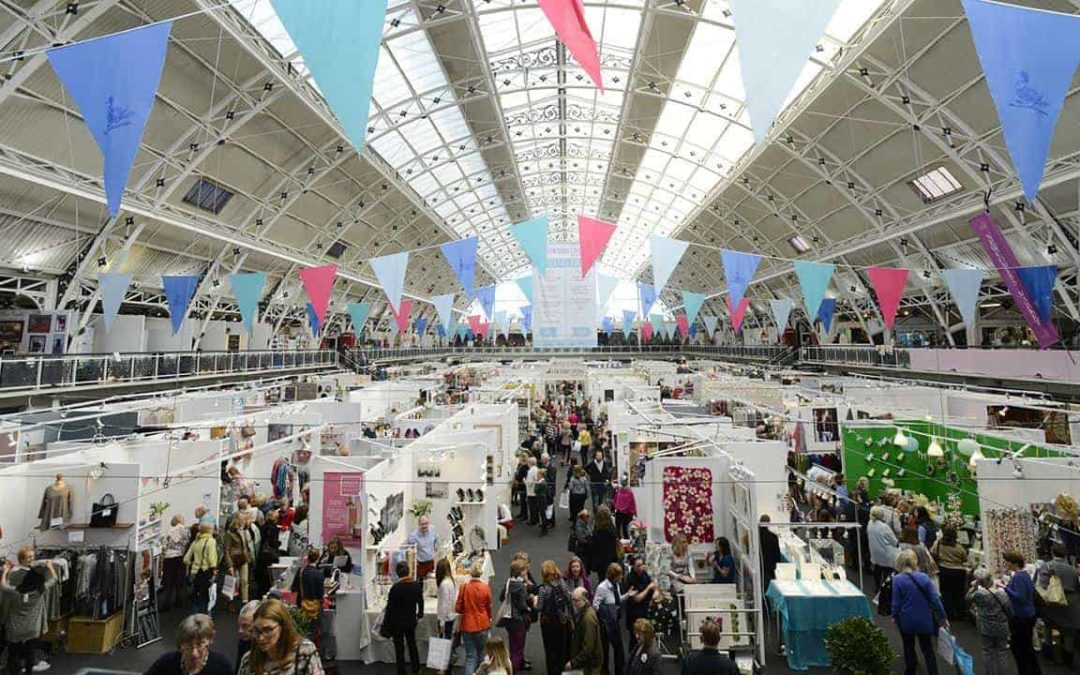 Win Country Living Magazine Spring Fair Tickets!
