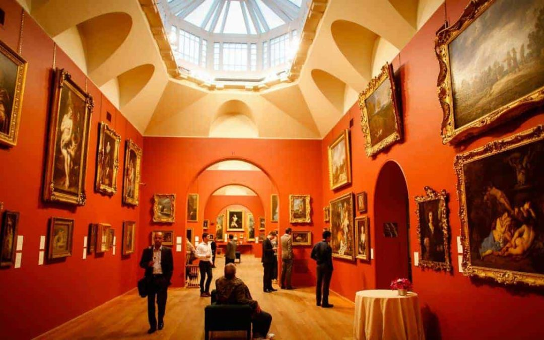 Supper Club & Birchall Tea at Dulwich Picture Gallery