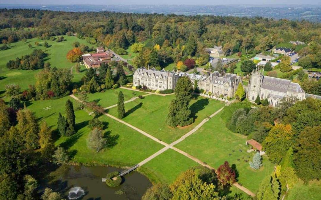 Win a Weekend at Ashdown Park Hotel and Country Club