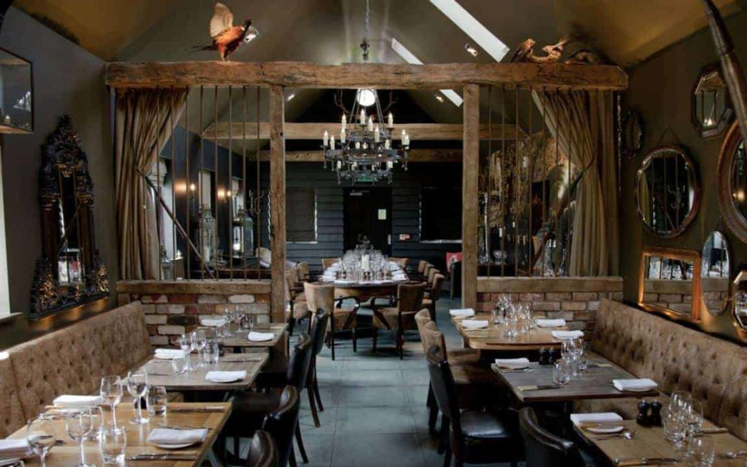 Gastro Pubs of the South Downs