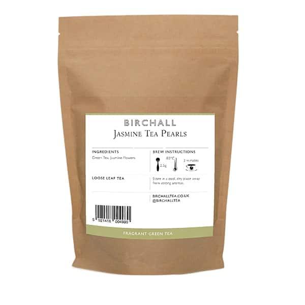 Birchall Jasmine Tea Pearls Loose Leaf Tea