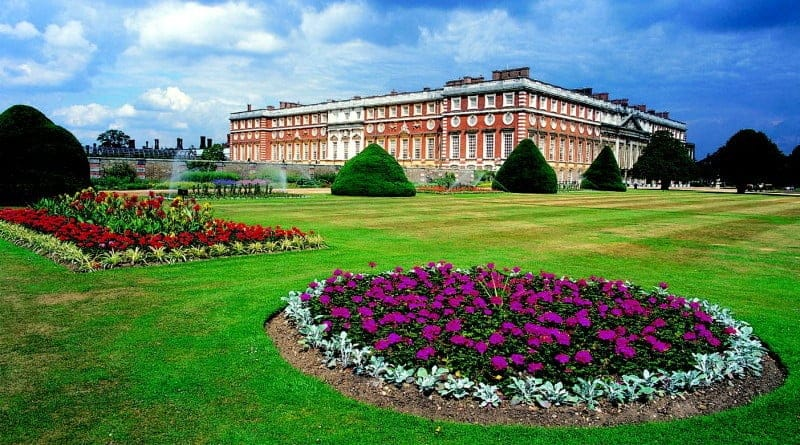 Win 2 Tickets To Hampton Court Palace Flower Show