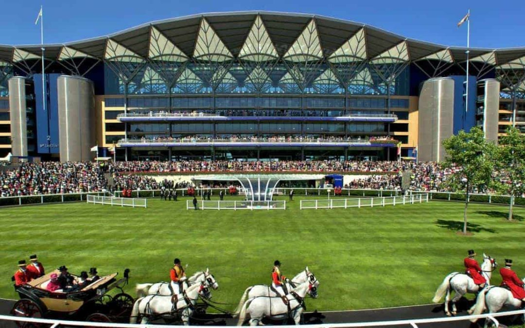 Birchall Tea at Royal Ascot 2016