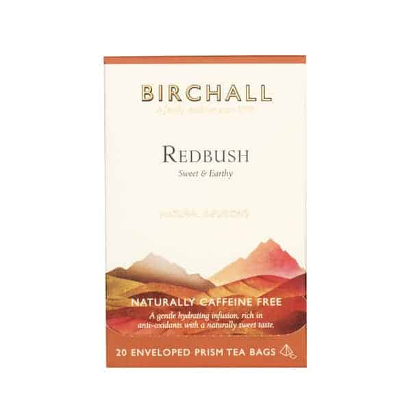 Birchall Redbush - 20 Enveloped Prism Tea Bags