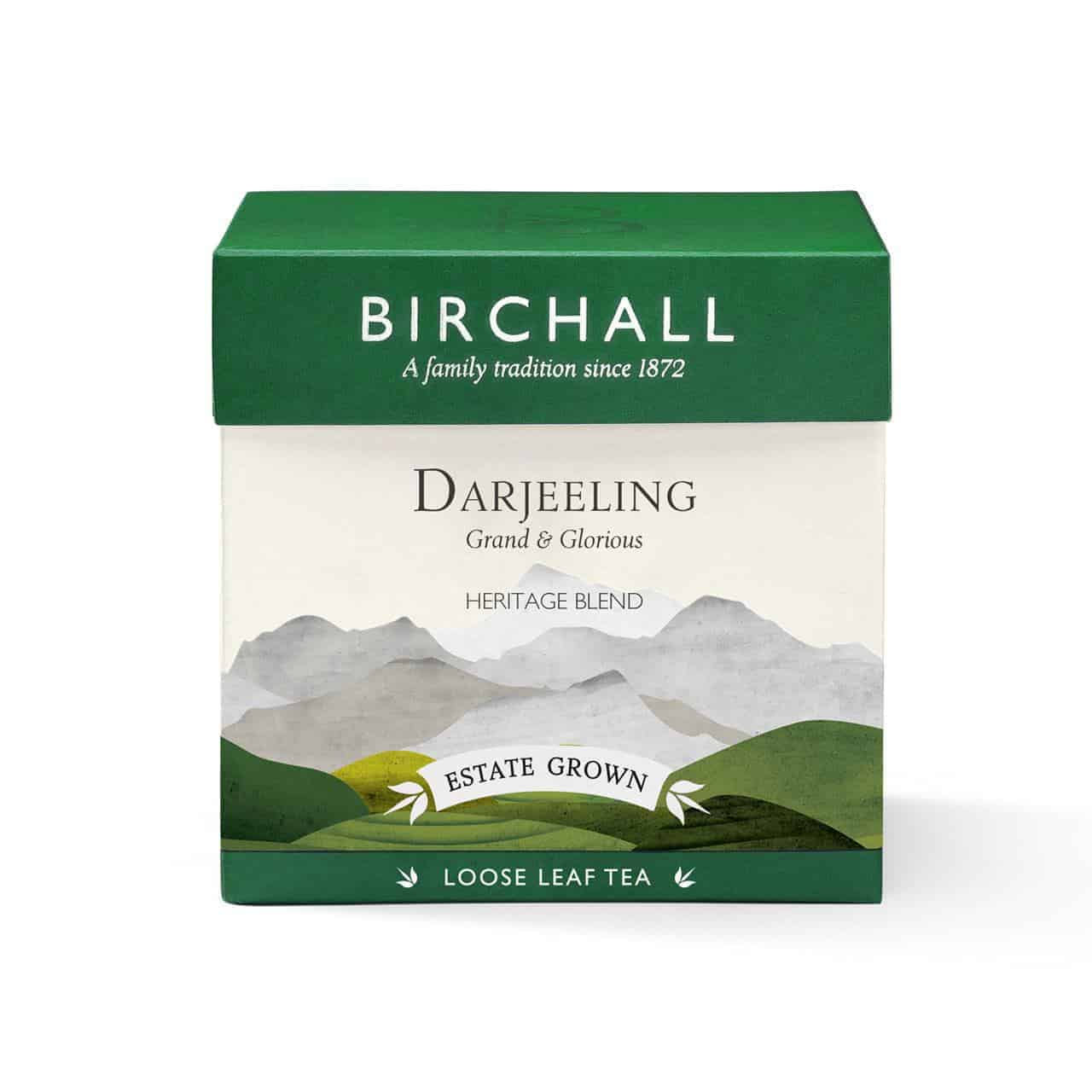 Birchall Darjeeling - Loose Leaf Tea