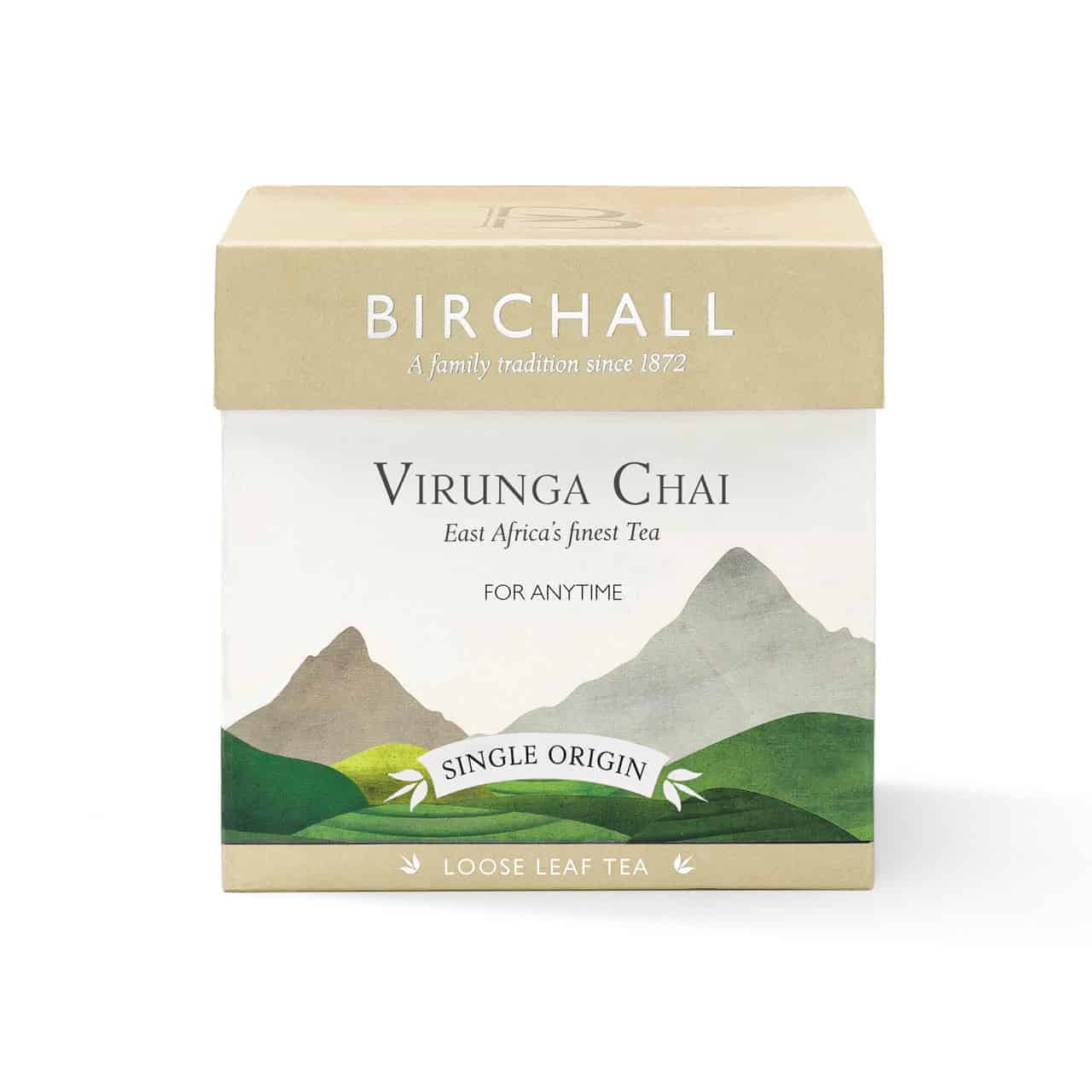 Birchall Virunga Chai - Loose Leaf Tea