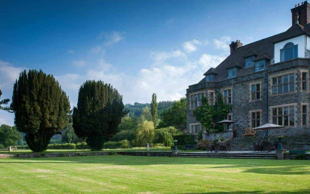 Win A Trip To Llangoed Hall in Wales!