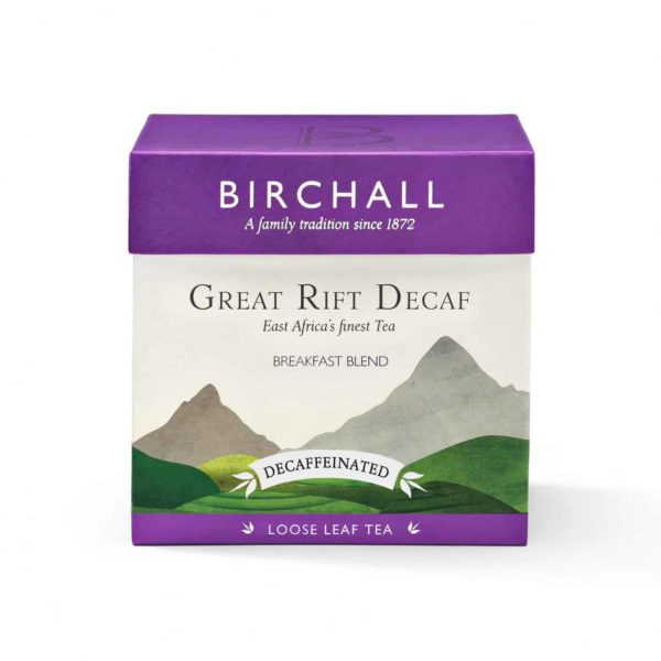 Great Rift Decaf - Loose Leaf Tea