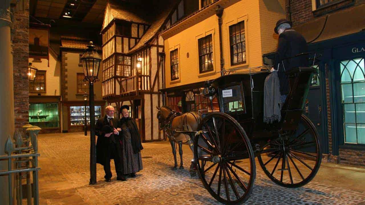 Visit York Castle & Museum