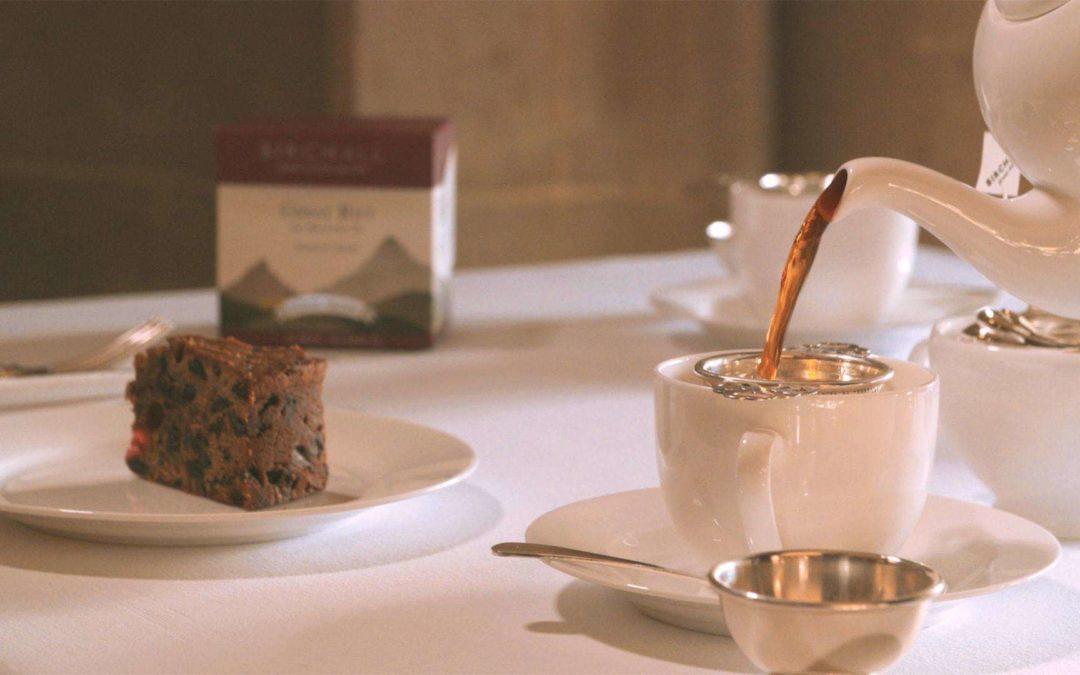 Tea Infused Yorkshire Fruit Cake