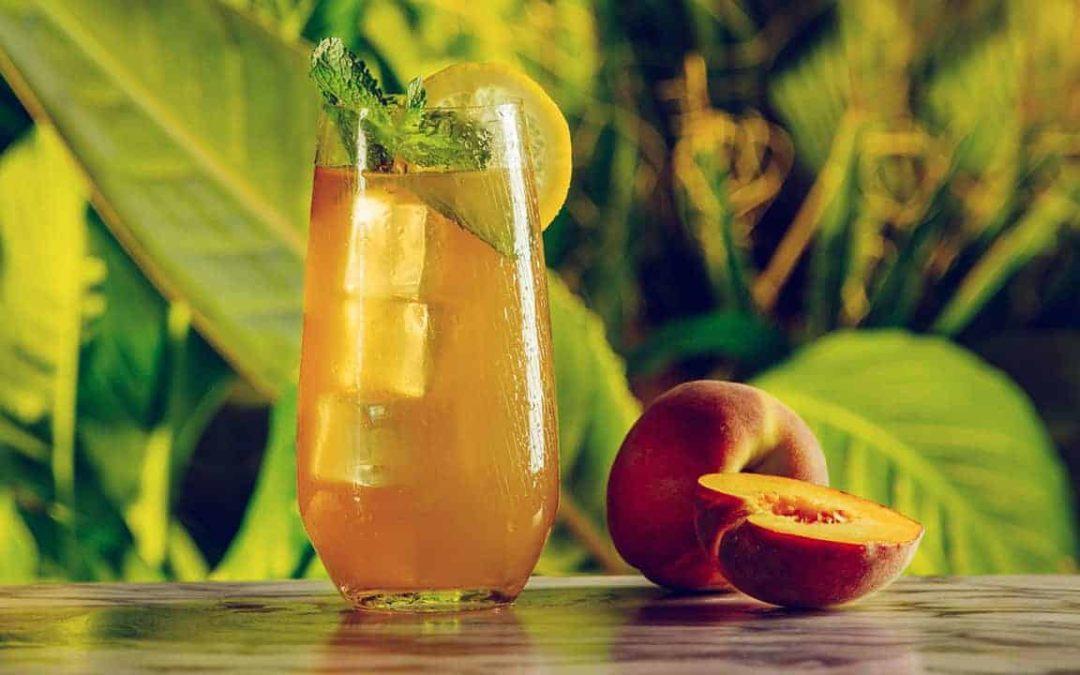 Birchall Darjeeling & Peach Iced Tea