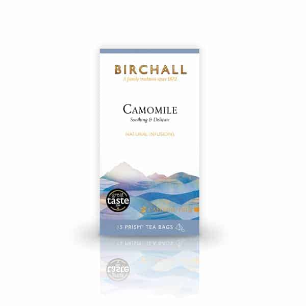 Birchall Camomile - 15 Prism Tea Bags