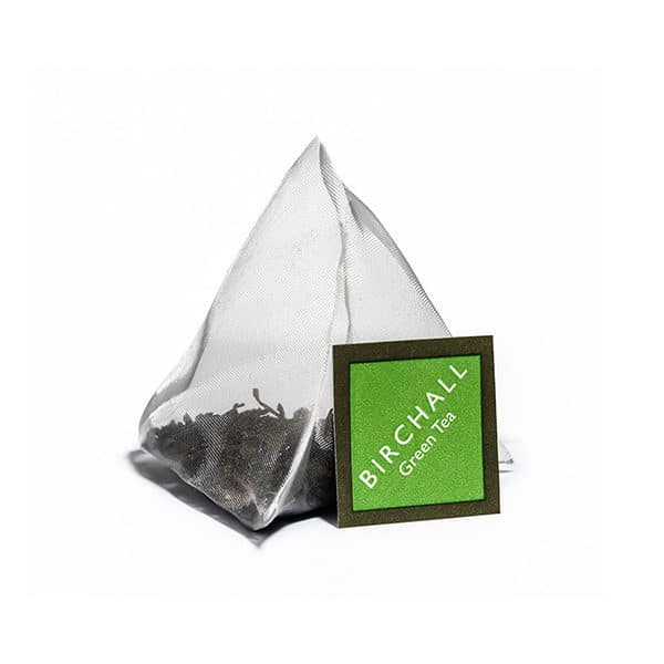Birchall Green Tea Prism Tea Bag