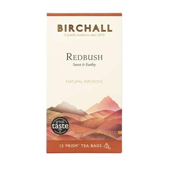 Birchall Redbush - 15 Prism Tea Bags