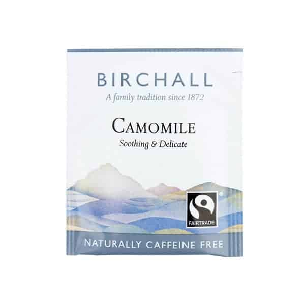 Birchall Camomile - 25 Enveloped Tea Bags