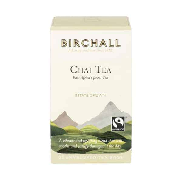 Birchall Chai Tea - 25 Enveloped Tea Bags