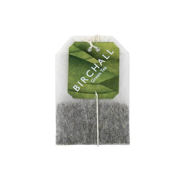 Tagged Tea Bags