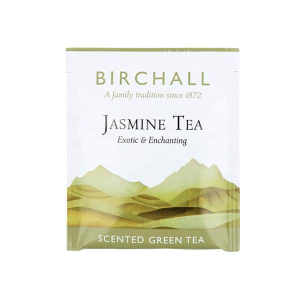 Birchall Jasmine Tea - 25 Enveloped Tea Bags